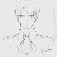 Rivaille by nataliarjp02