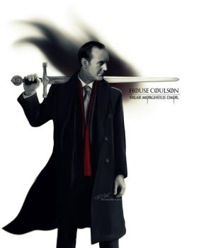 House Coulson by ChaosNDisaster