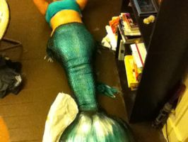 Mermaid Tail Part8 by missfit1023