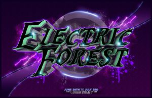 ELECTRIC FOREST by baker2pd