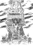 Tower of Enmity by Zegaroth