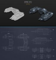 KORTES - EVE Online Contest by imonedesign