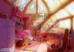 Light bedroom - Background design by MaruExposito