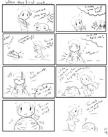 When Ivan!mochi and Yao first met... by OrigamiSushiPanda
