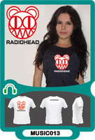 radio head by vallesan
