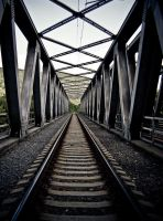 Railway by Alena-G-Photography