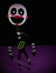 Adventure Puppet by A-Battery