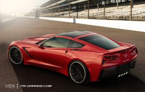 2013 Chevrolet Corvette Stingray by Danyutz