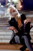 Smoking. by AllaC