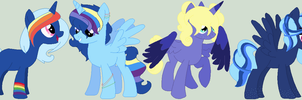 Lunadash Shipping Adoptables (CLOSED) by Scribbles-Adopts