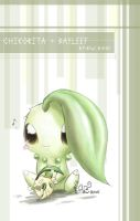 Chikorita+Bayleef by bwrose