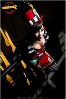 Mad Moxxi - Borderlands IV. by Candustark
