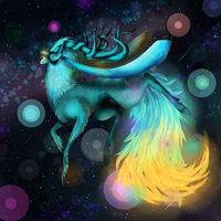 search through time and space by Densetsugin