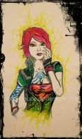 lilith by l3rownsauce