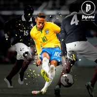 Neymar Brazil - Dreams by taarsomoraes