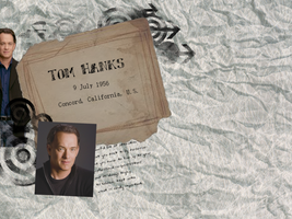 Tom Hanks blend by wales48