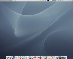 Clean Desktop 120506 by angrykeyboarder