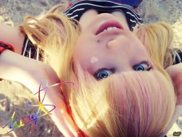Cosplay Sheryl Nome (Casual Session) 7 by SaFHina