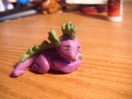 Sleepy Spike finished 2 by McMesser