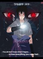 :Sasuke's Hate: by SkyGiratina00
