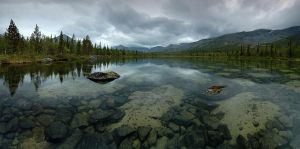 Kola Peninsula - Water by DTokar