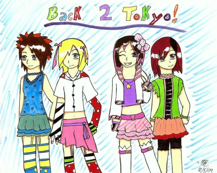 Back 2 Tokyo by Cryna-chan