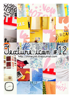 texture icon 12 by shineunki