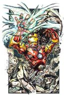 Ironman by illustrated1