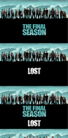 Lost: The Final Season walls by cristomac24