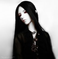 BJD Red Eyes by Jenova87