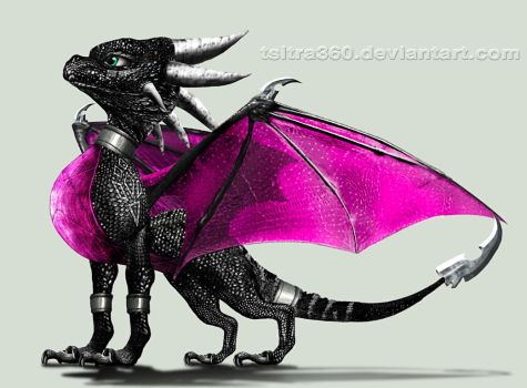Let Cynder be Real_Full Detail by Tsitra360