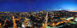 Montreal by Night by RichardKnightly