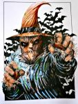 Scarecrow : Gonna get ya by PM-Graphix