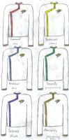 Dress Uniform A Shirt Only by Lord-Malachi