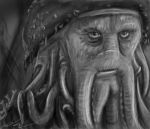 Davy Jones by DracoScurra
