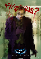 The Joker Poster by NotAShrimp