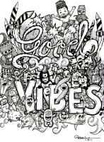 Good Vibes by asoulofanartist