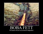 Boba Fett Escapes The Sarlacc by Onikage108