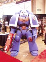 Space Marine by Neville6000