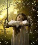 Swing Of Dreams by EnchantedWhispersArt