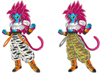 dragon ball xenoverse by justice-71