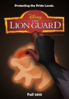 The Lion Guard Movie Poster by Panther85