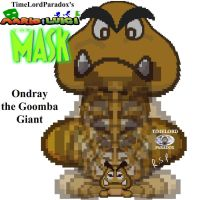 Ondray the Goomba Giant(Original fan Character)BIO by TimeLordParadox