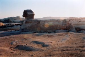 The Sphinx by Chatmusse