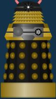 Doctor Who and the Daleks - Paradigm Dalek [2] by DoctorWhoOne