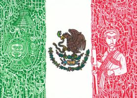 The Mexico by OKAINAIMAGE