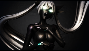 -MMD- Carbon by WonderWhimsi