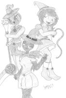 Season of the Witches by Limpurtikles