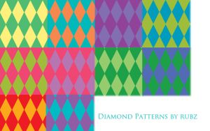 Diamond Patterns by RubzZ
