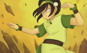 Toph by keevs